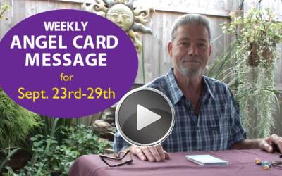 Frank's Weekly Angel Message 9-23-18 to 9-29-18
