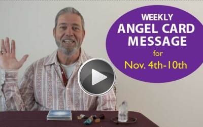 Frank's Weekly Angel Message 11-4-18 to 11-10-18
