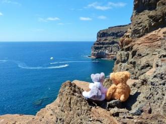 Puerto Mogan Cliffs
