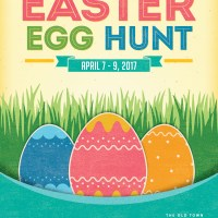 Hunt for eggs and fabulous prizes this weekend!