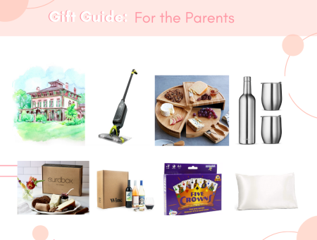 Gift Guide: For The Parents