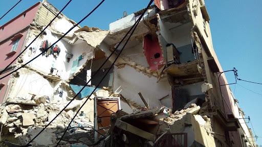 Photo of سلطات الدار البيضاء تتبرأ من المنزل المُنهار