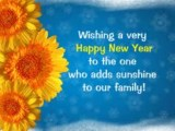 New Year SMS and New Year Message