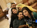 Sanam Baloch Family pictures