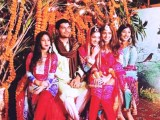 Pictures from Sanam Jung's wedding (2)