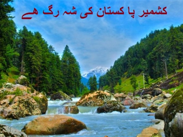 5 february kashmir day wallpaper