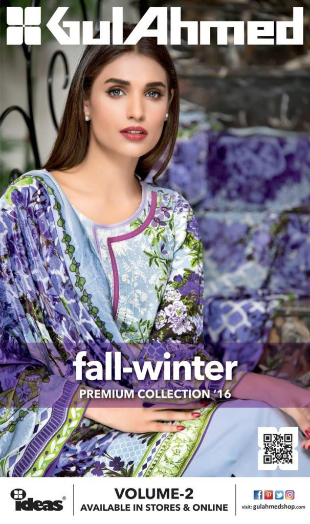 gul ahmed winter collection 2016 with prices