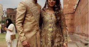 Amanat Ali & Sarah Manzoor Marriage images