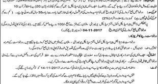 Dental Para-Medical School Nishtar Hospital Multan Admission 2017-2019