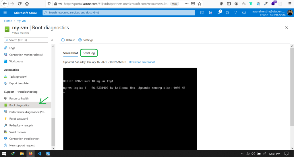 Host WordPress website on Azure and Connect to Custom Domain (1)-min