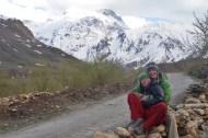 Enjoying the Himalayas, India 2014