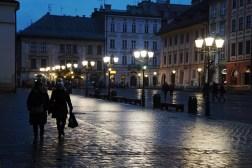 Evening on Mały Rynek