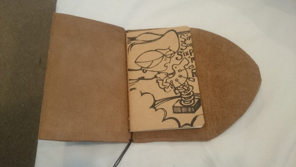 DIY Midori Travellers Notebook (3/6)