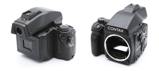 Contax645 Body