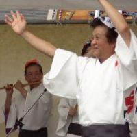 第一部阿波踊り教室