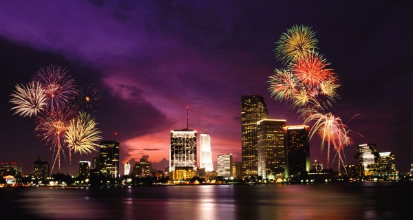 Miami New Year