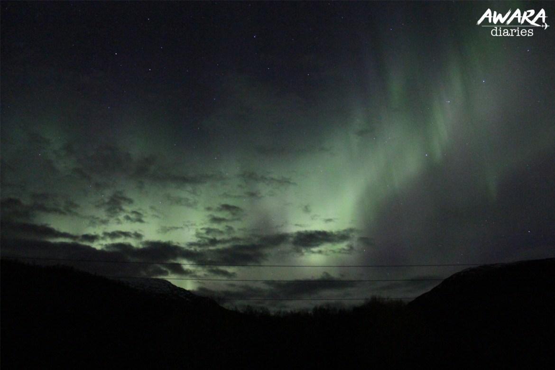 Northern Lights Night 1