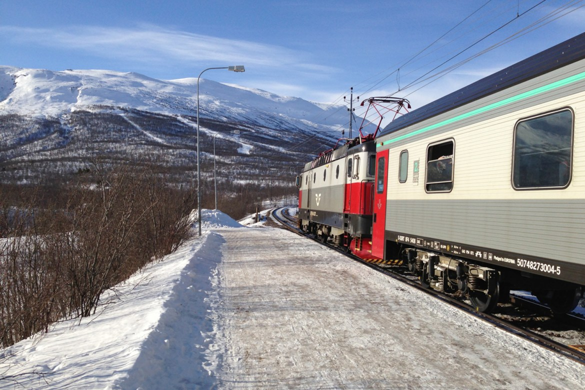 SJ: How is Sweden's Railway System?