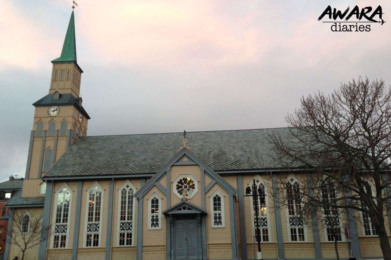 Tromso Church