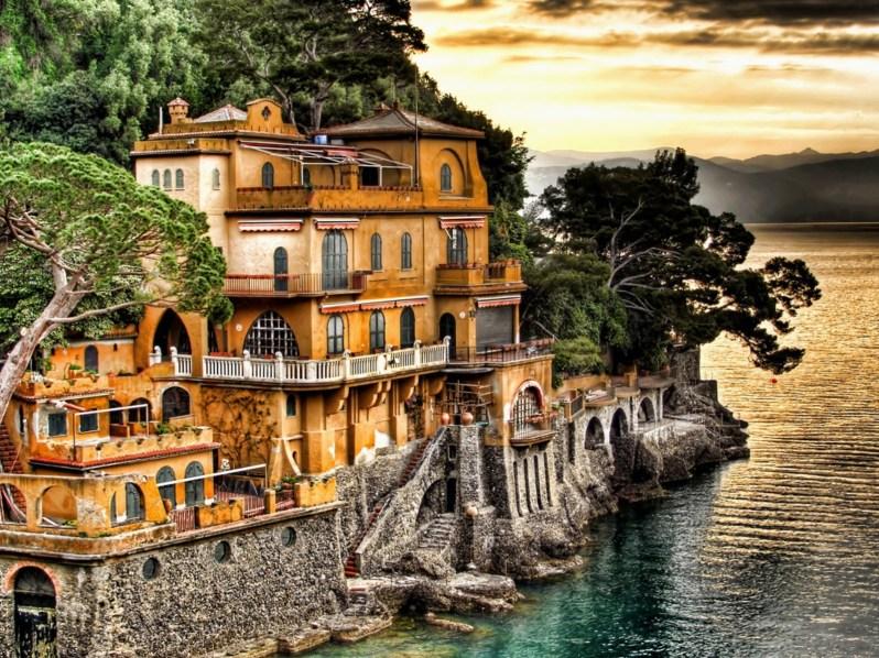 Old Italian House