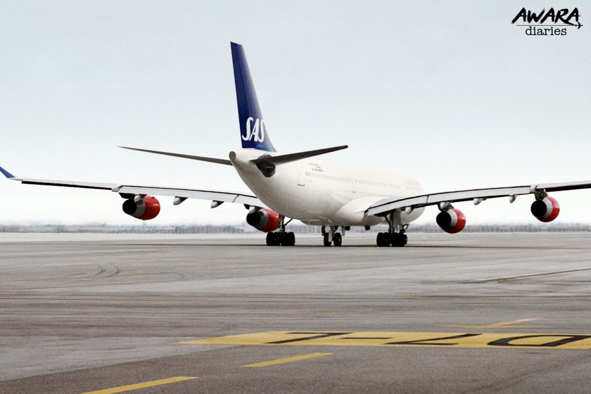 SAS: Making Scandinavian Air Travel Cheap & Comfortable