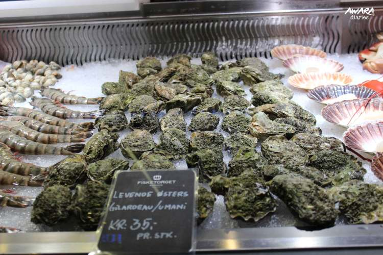 Bergen Fish Market 4