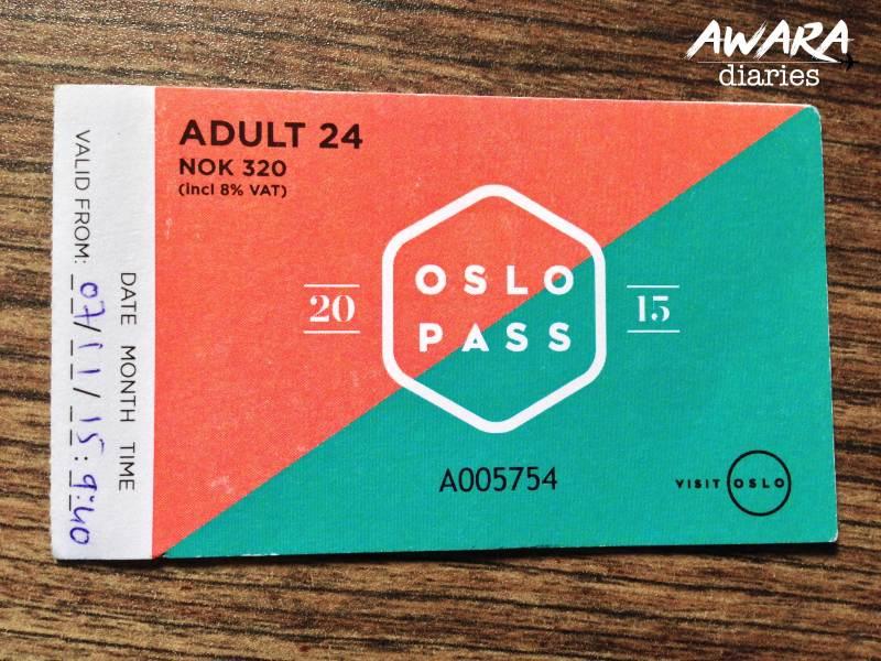 Oslo Pass 24 hours