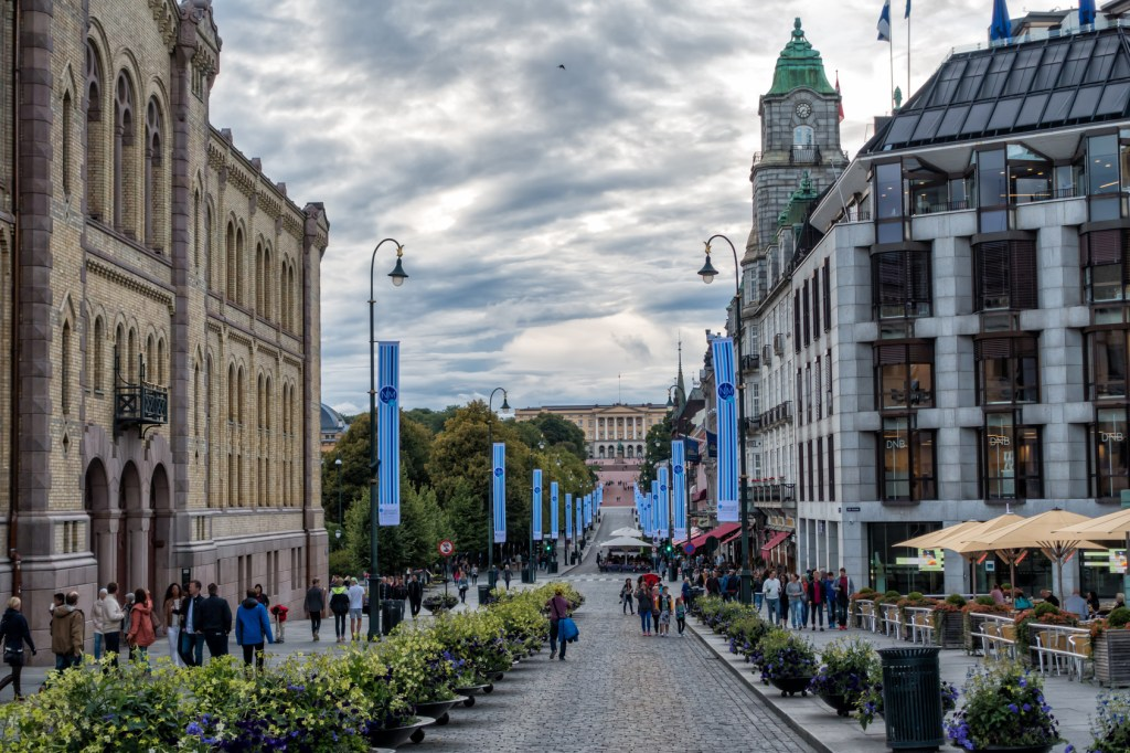 Karl Johans Street