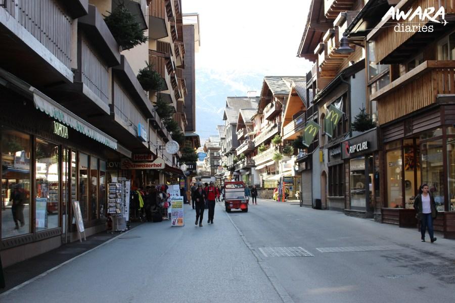 Zermatt Village 1
