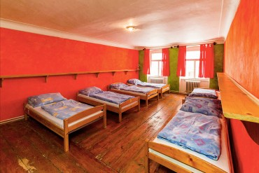 Travel Hostel: Modest Accommodation in Cesky Krumlov