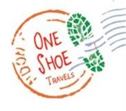 One Shoe Travels