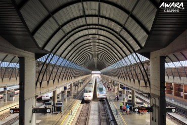 Renfe: The Best Way To See Spain