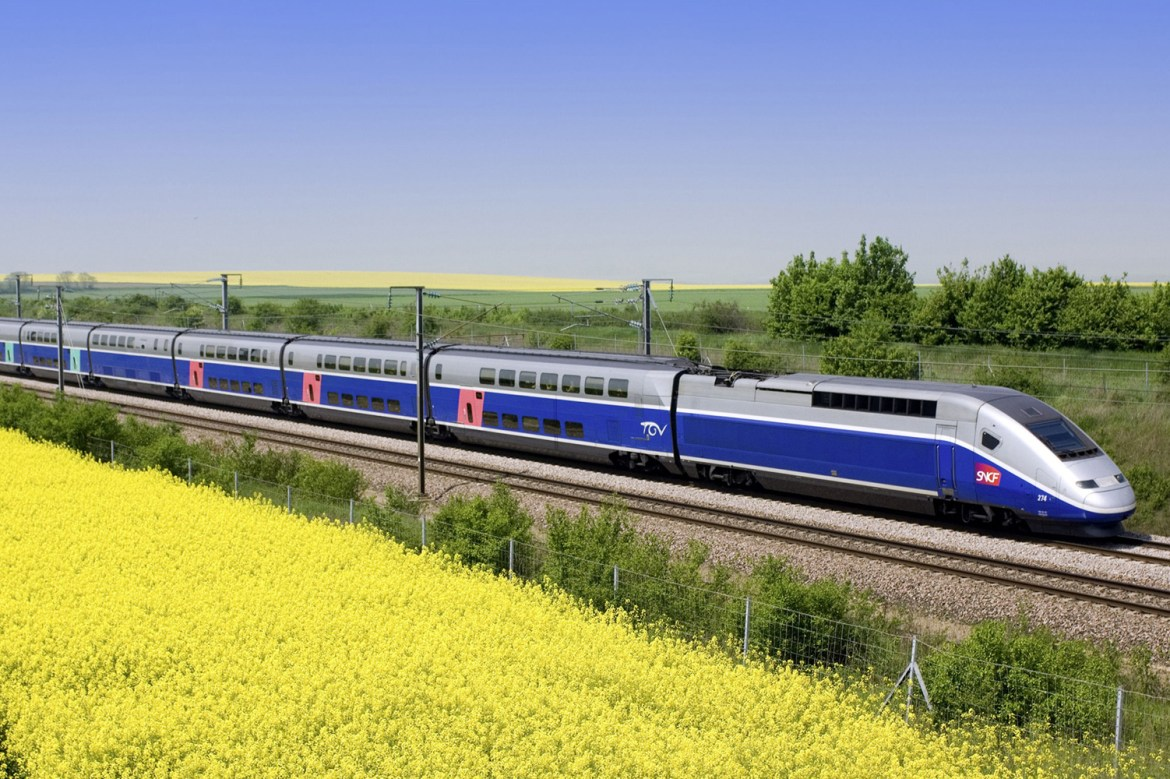 SNCF: Classy & Expensive Railway of France