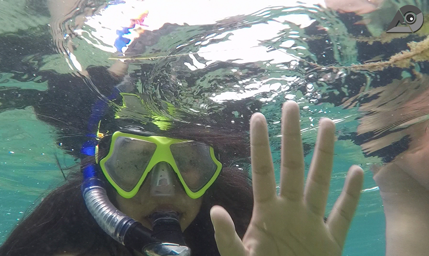 Snorkeling with Given2Fly Adventures