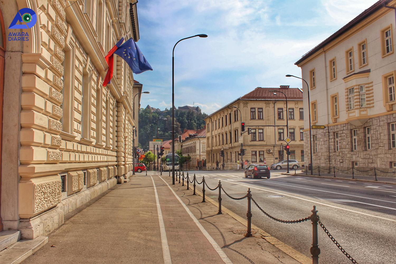 Streets of Ljubljana 1