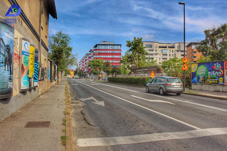 Streets of Ljubljana 3