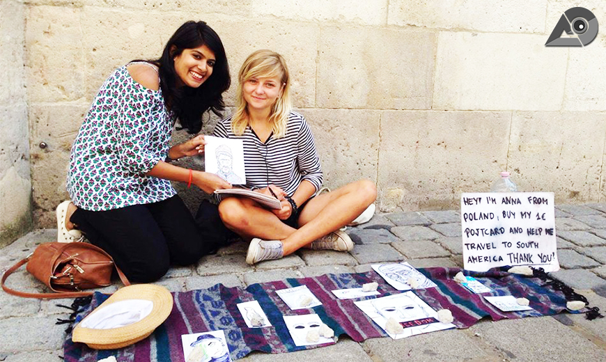 Anna's Postcards