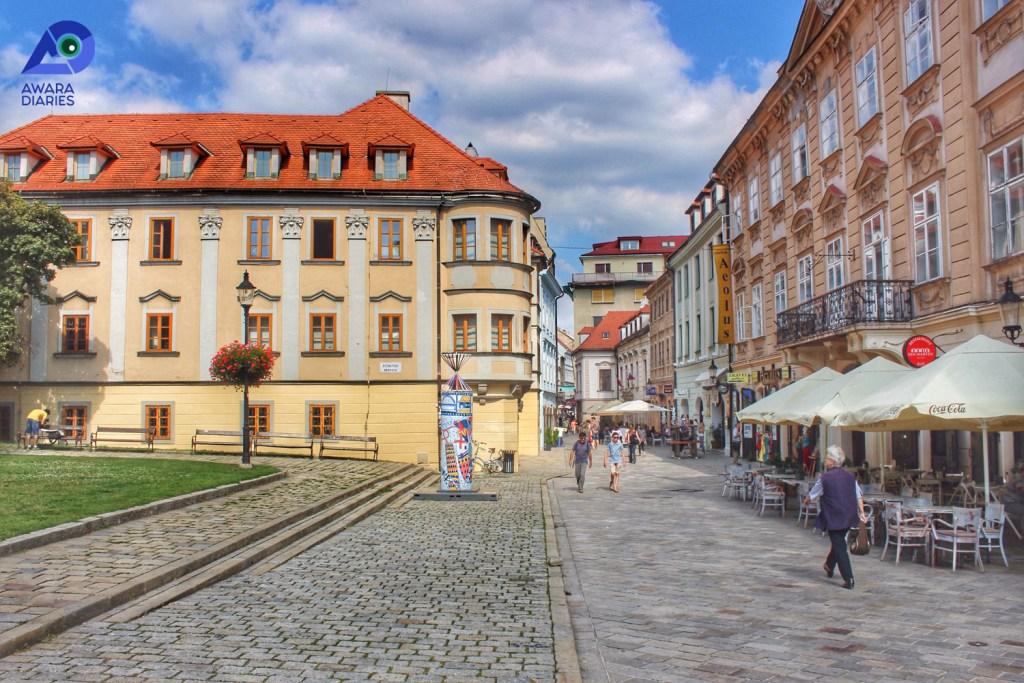 Old Town Bratislava 4