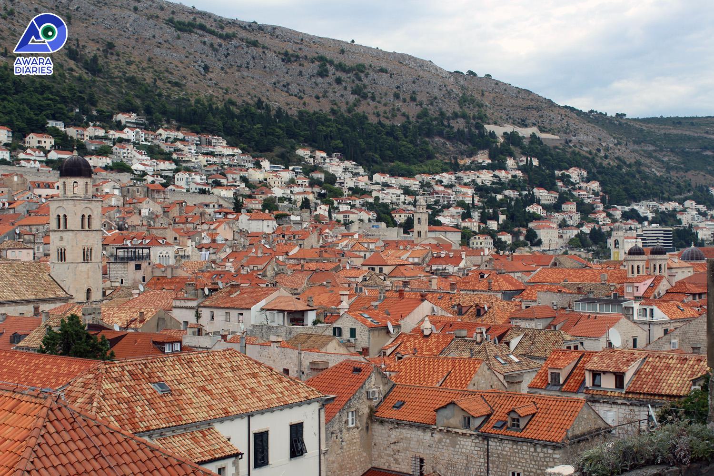 Dubrovnik Birds Eye