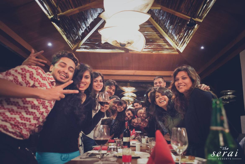 Serai Bandipur Blogger's Retreat