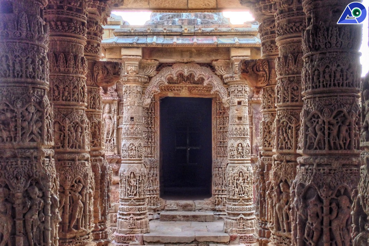 Architecture of Sun Temple, Modhera