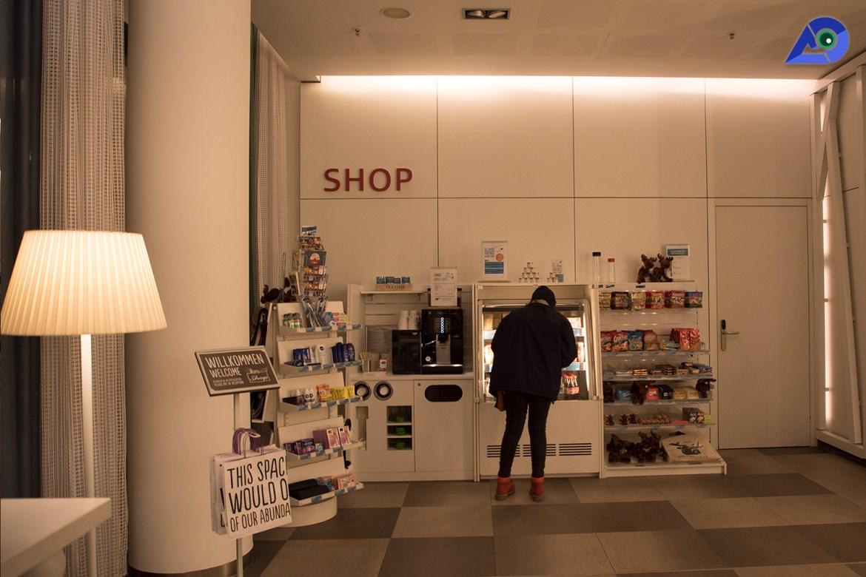 Scandic Berlin Potsdamer Platz Shop