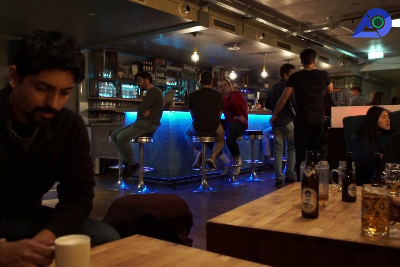 Bar of Wombats