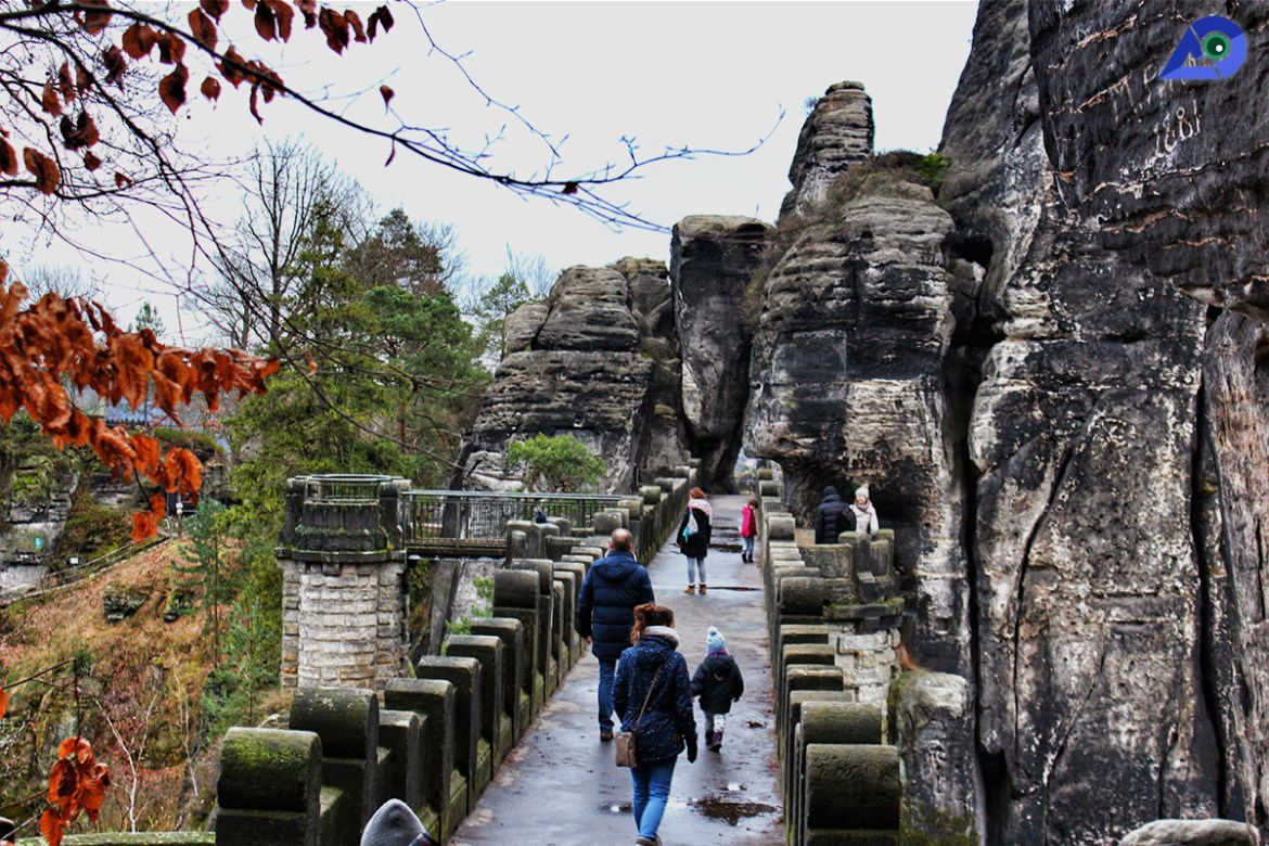 Day Trip From Prague | Saxon National Park