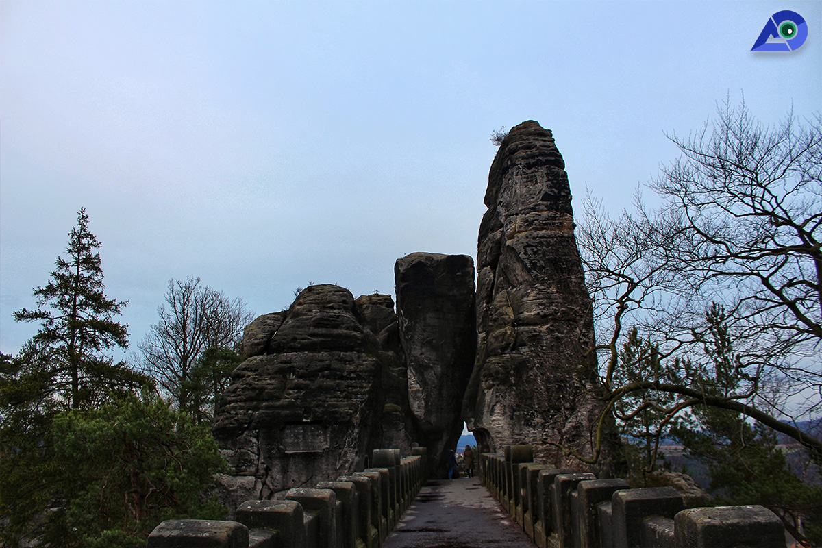 Day Trip From Prague | Bastei Bridge