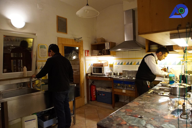 Kitchen Quality 1 Hostel Ruthensteiner