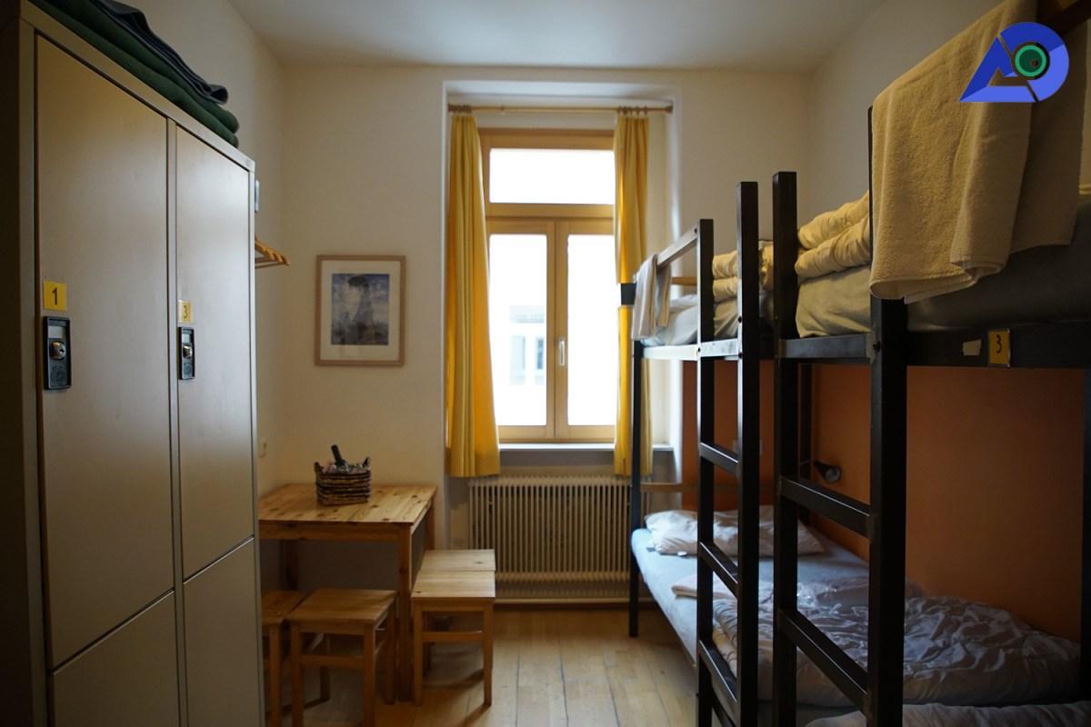 Room Quality of Hostel Ruthensteiner