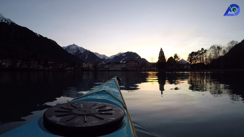 Winter Kayaking 9