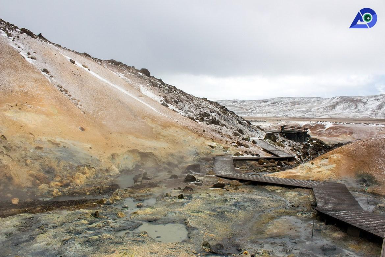 Seltún Geothermal Area, Krýsuvík 1