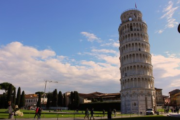 Leaning Towers, Pisa
